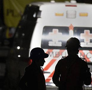 玻利維亞的救護車