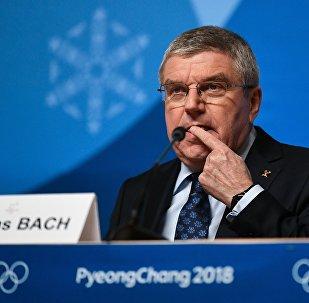巴赫称,朝鲜向国际奥委会保证将参加东京奥运会和北京冬奥会