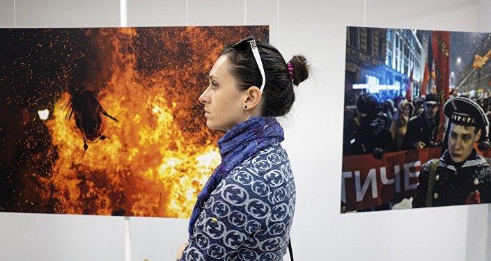 斯捷宁国际新闻摄影大赛