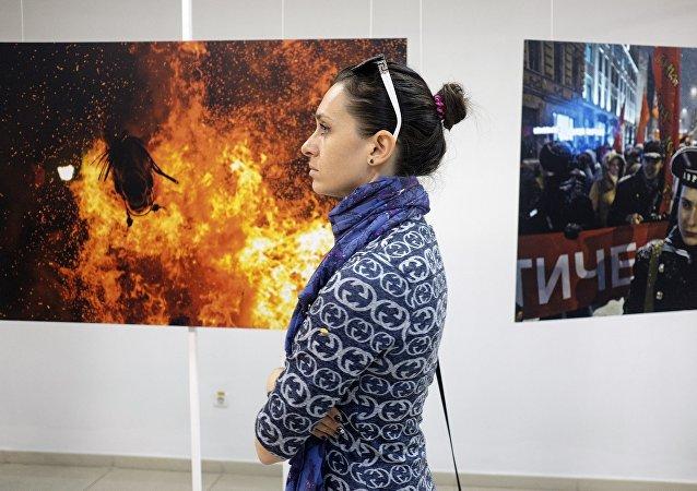 斯捷寧國際新聞攝影大賽