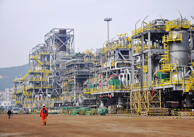 中国欲改变原油市场游戏规则