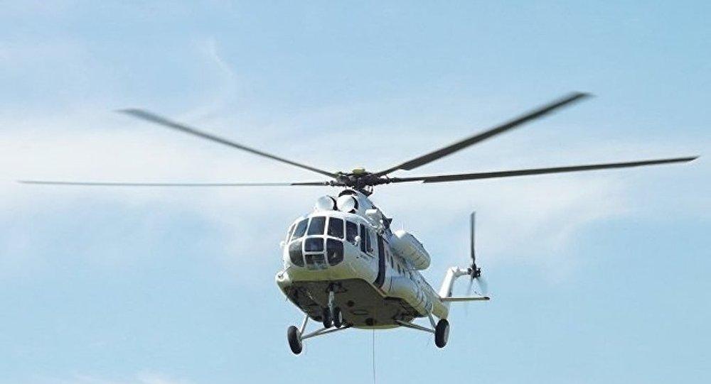 俄堪察加半岛米-8直升机硬着陆事件受伤人数升至3人