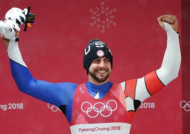 平昌冬奧會銀牌得主美國人克里斯