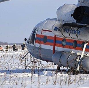国家间航空委员会开始判读安-148客机黑匣子资料