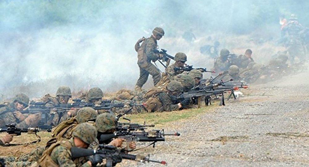 「金色眼鏡蛇「年度多邊聯合軍演在泰國啓動