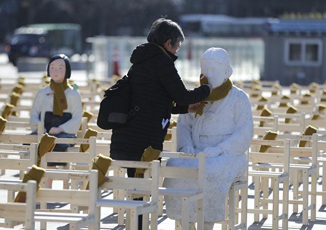 韓國法院首次承認韓國曾鼓勵女子賣淫滿足美軍