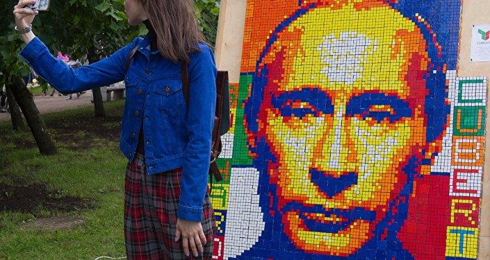 克宫:与奥巴马不同普京没有官方肖像