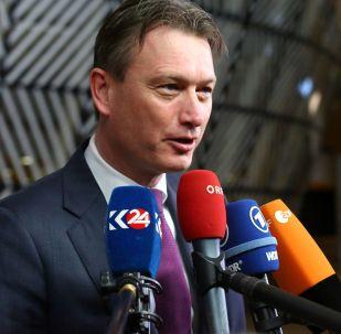 荷兰外长因捏造普京言论引咎辞职