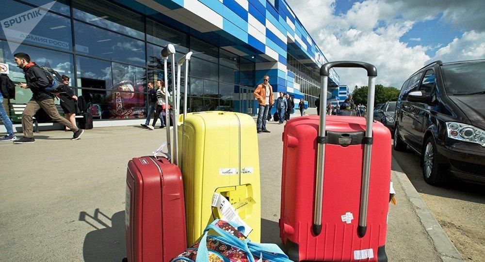 俄官员:2018年头五个月到访阿穆尔州中国游客人数增长123%