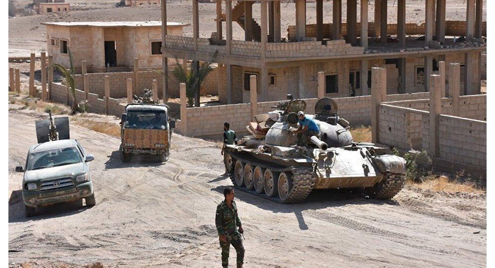 美國情報部門:敘反對派已無力推翻阿薩德 還會維持衝突