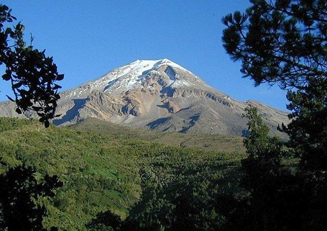 奥里萨巴火山