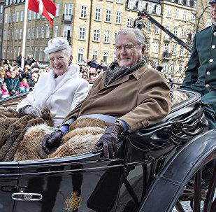 丹麥女王的配偶亨里克親王