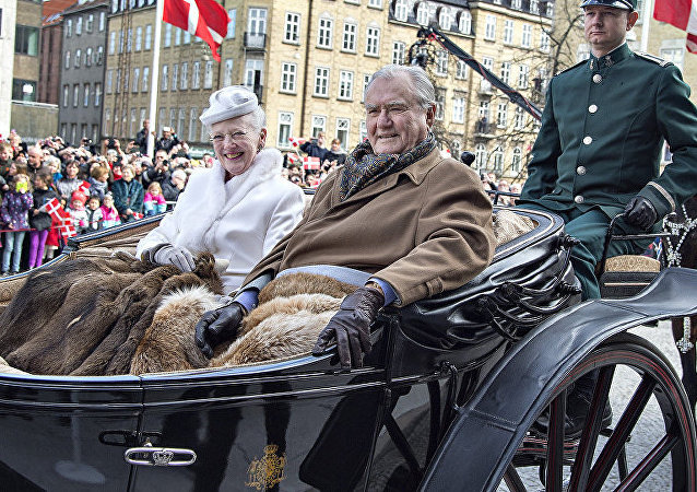 丹麦女王的配偶亨里克亲王