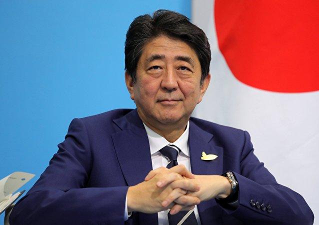 日本首相:韩美与朝鲜举行会谈后日本或将与朝鲜展开对话
