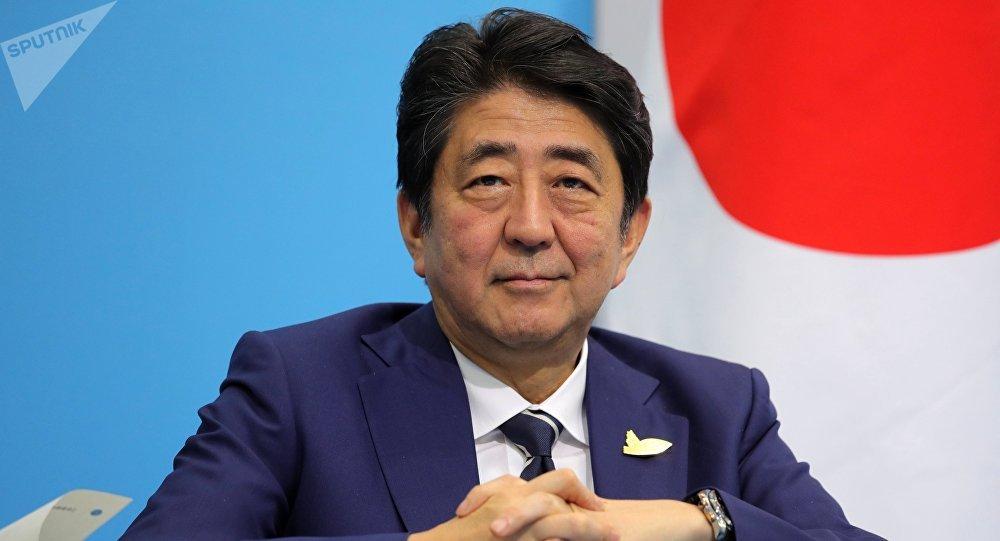 日本首相赞成朝鲜中止核试验声明