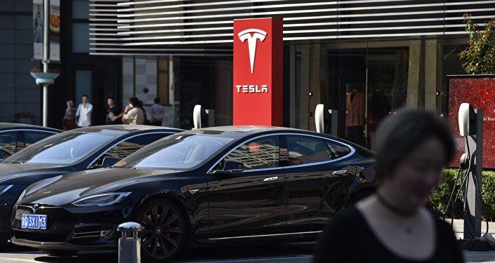 特斯拉在上海註冊了公司,接近在中國設立自家企業