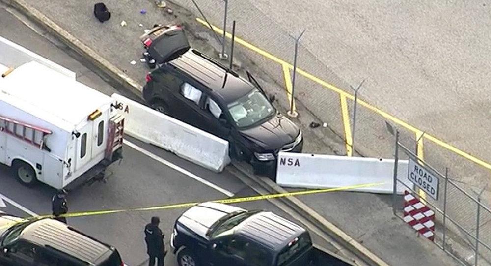美聯邦調查局認為國家安全局門前槍擊事件並非恐襲事件