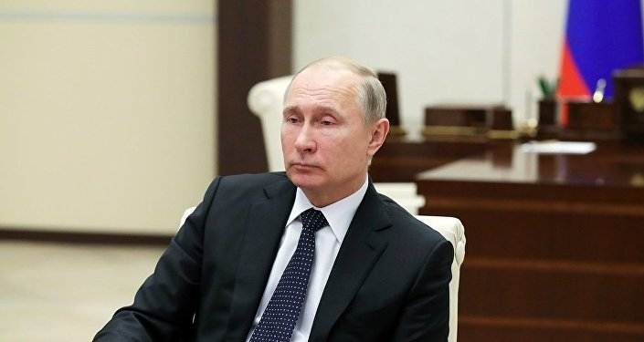 普京:2017年俄罗斯极端主义犯罪数量增长近5%
