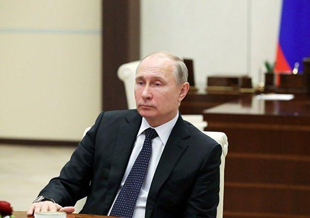 普京:2017年俄羅斯極端主義犯罪數量增長近5%