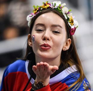 平昌冬奥会最漂亮的美女啦啦队