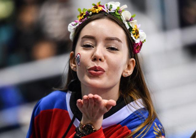 平昌冬奧會最漂亮的美女啦啦隊