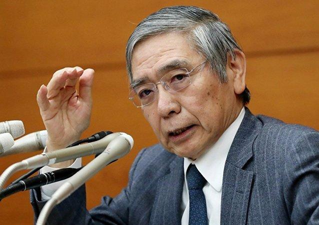 日本政府提名黑田東彥連任央行行長