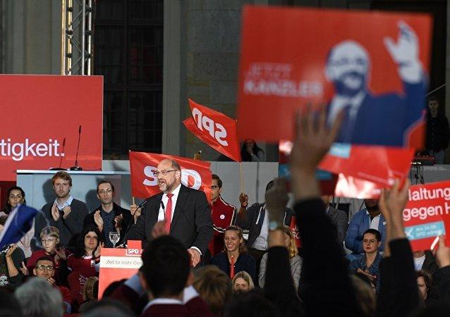 民調:德國社民黨民眾支持率創新低