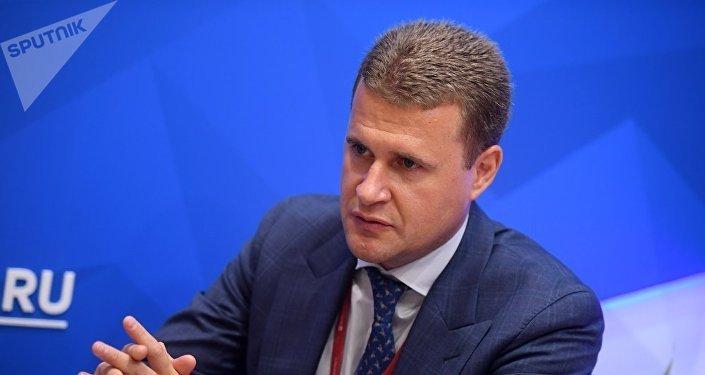 俄羅斯遠東發展基金總裁切昆科夫