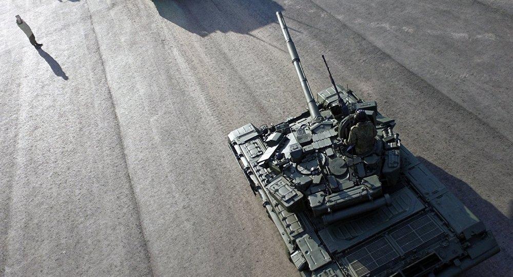 俄印今年或商定擴大T-90S坦克生產