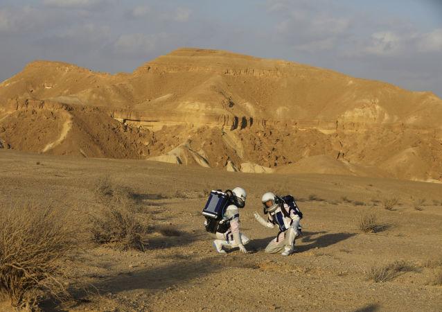 美國宇航局稱未來登陸火星者必要的品質