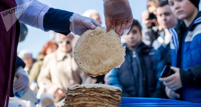 弗拉基米尔吃煎饼比赛获胜者过世