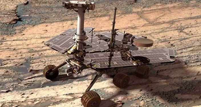 俄羅斯將向火星探測項目「火星太空生物」投入1.1億美元