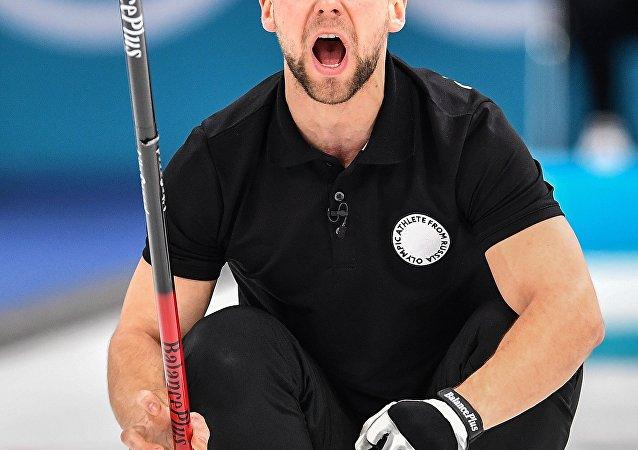 俄羅斯冰壺運動員的興奮劑檢測呈陽性