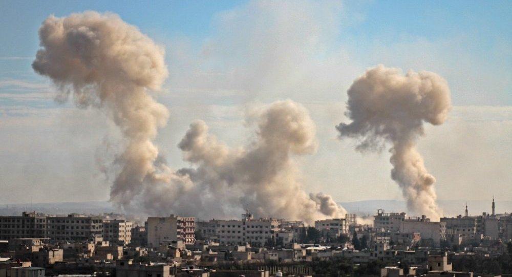 敘警方稱武裝分子繼續炮擊大馬士革中心 至少5死23傷