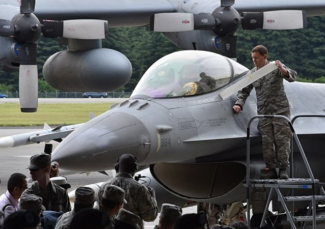 F-16戰鬥機(圖片資料)