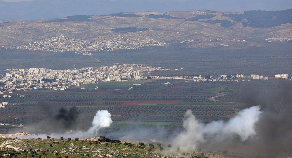 """库尔德""""人民保护部队"""":叙民兵已经抵达阿夫林市"""