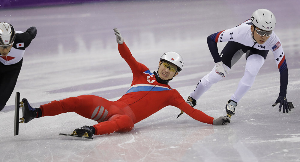 朝鮮運動員