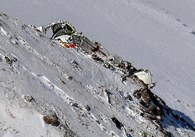 伊朗空難現場發現45名遇難者遺體
