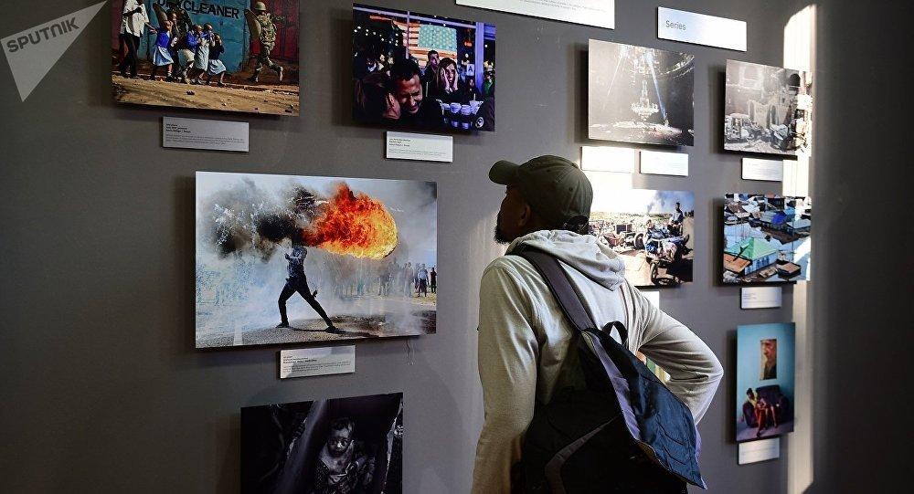 2018年安德烈·斯捷宁国际新闻摄影大赛参赛国家增多