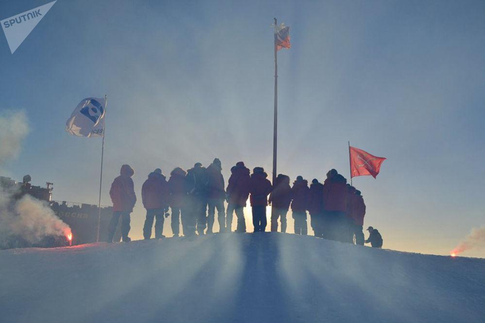 北极漂流站的前身后事