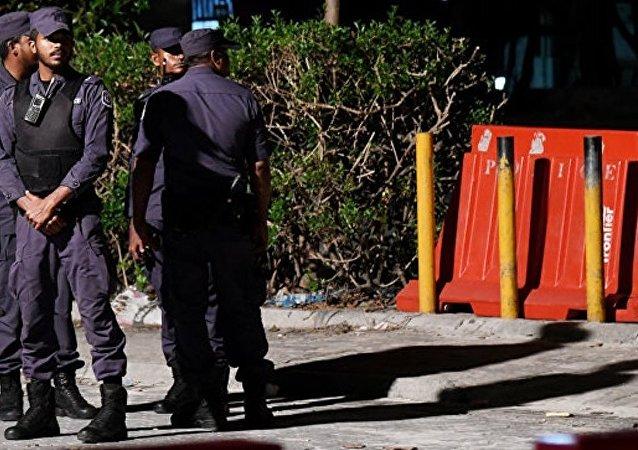 马尔代夫总统已解除紧急状态