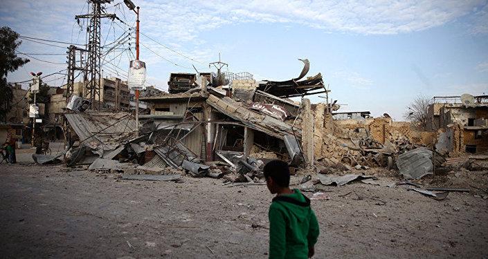 """在东古塔区的恐怖组织""""胜利阵线""""是目前形势下的主要问题"""
