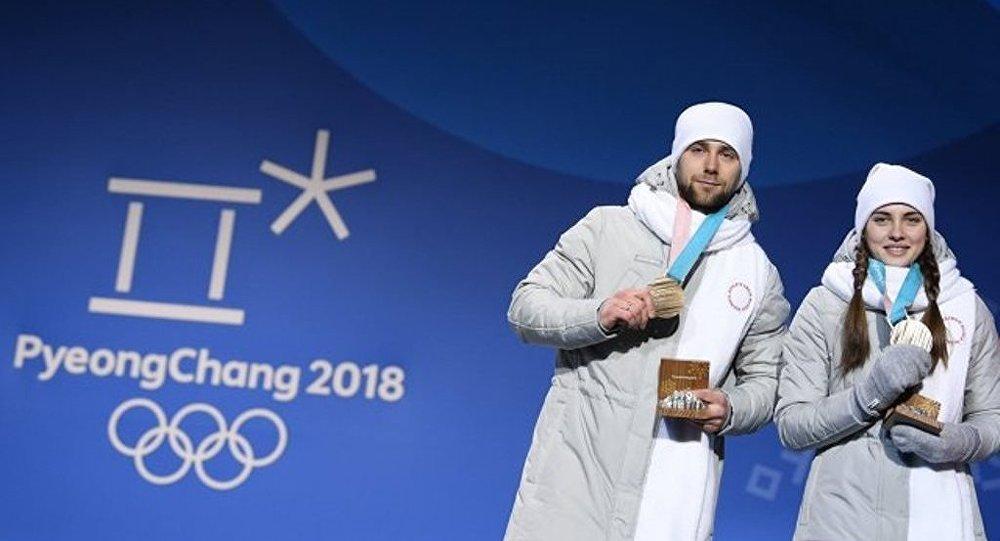 国际体育组织相信俄冰壶运动员的清白