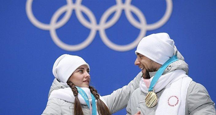 国际体育仲裁法庭剥夺俄冰壶混双铜牌