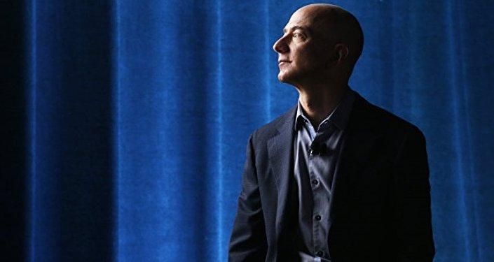 媒体:亚马逊创始人成为现代史上最富有的人