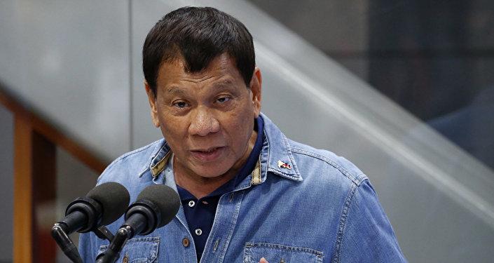 菲律宾希望中国帮助训练特种部队