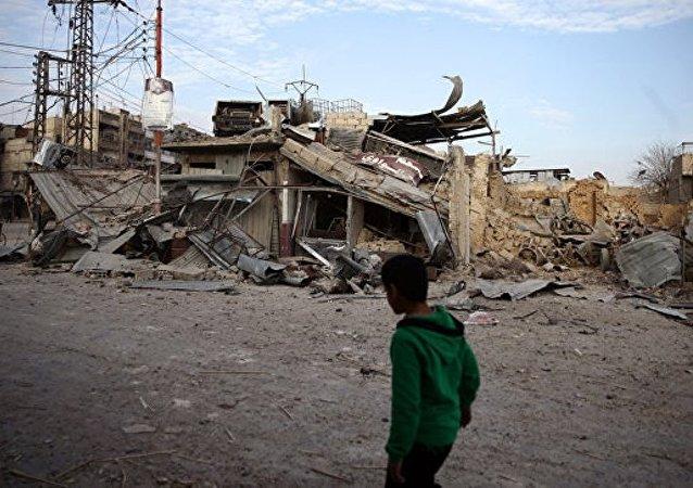 德黑蘭與大馬士革就敘東古塔局勢降級方式進行磋商