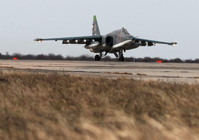 蘇-25飛機