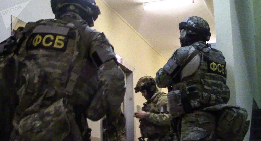 俄反恐委员会:秋明市反恐行动期间击毙两名IS成员