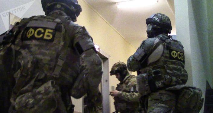 """数名""""伊扎布特""""分支头目在俄罗斯鞑靼斯坦共和国被捕"""